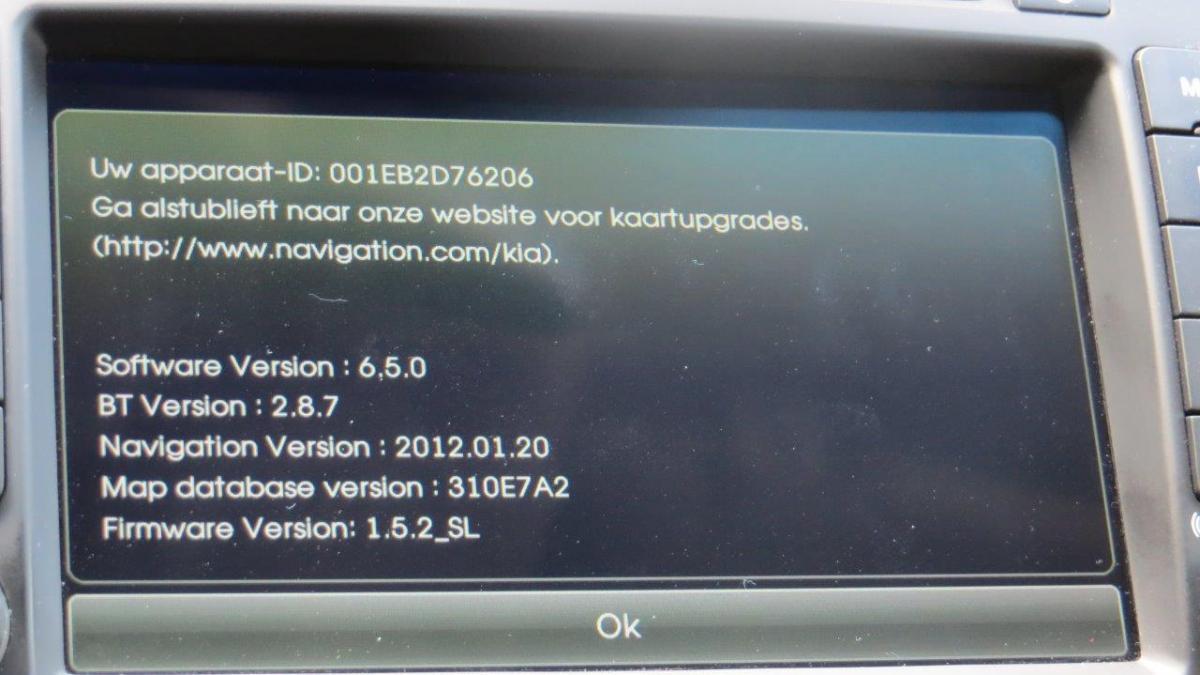 7 jaar kaartupdates ook in Nederland! - Nieuws KIA Motors